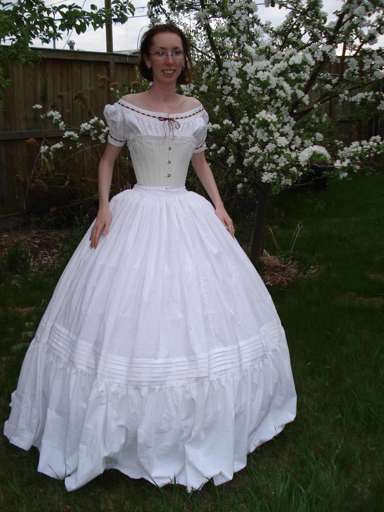 Hoop petticoat by Carrieliney on DeviantArt