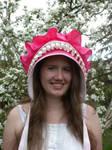 Pink, Lolita bonnet