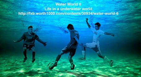 Underwater sports by Jsaldivar