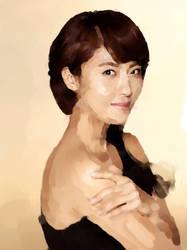 Jung So-min by Jsaldivar