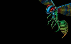 Curt's Wasp by CoryAmedia