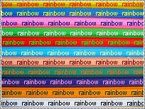 Rainbow by anjali95