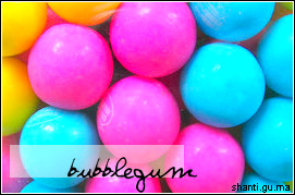 Bubblegum by anjali95