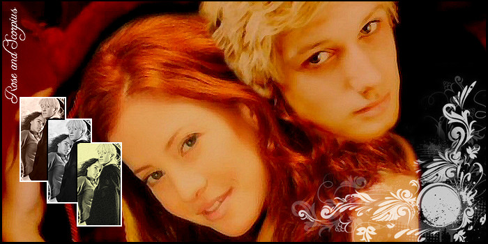 Rose Weasley a Scorpius Malfoy by anjali95