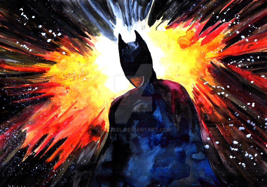 Batman 2 by chizzel