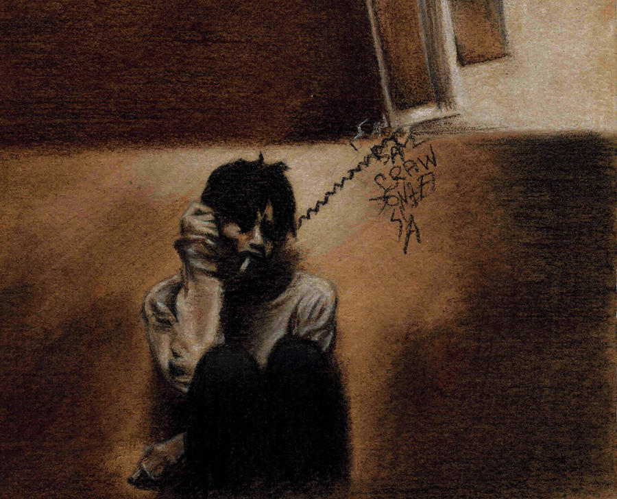Requiem for a Dream by DariaKuznetsova on DeviantArt