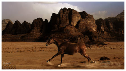 the sand king... by snofoxx89