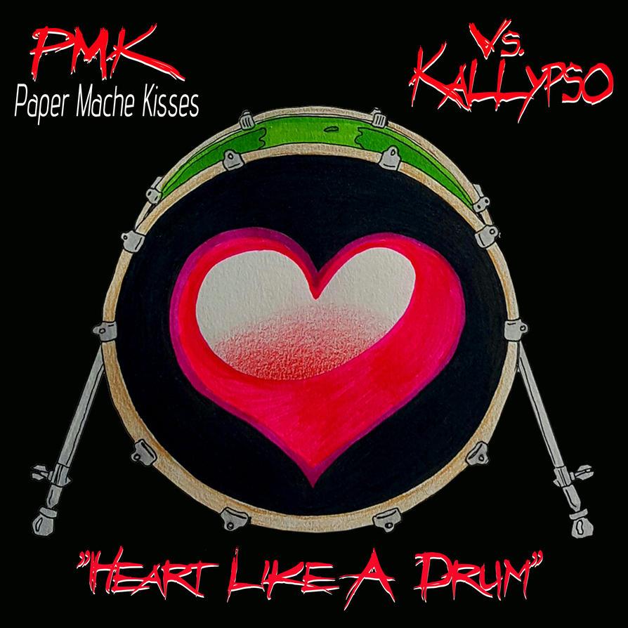 PMK vs. KALLYPSO NEW ALBUM COVER 2017 by KrisMichaelOfficial