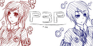 Persona 3 - Sketch