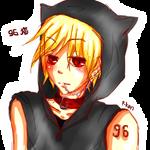 96Neko - Sketch