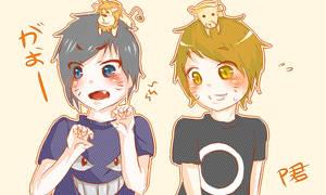 Req : Dan and Phil