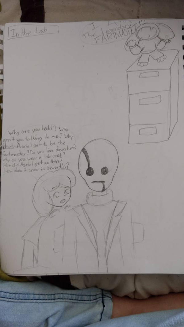 A Undertale Sketch