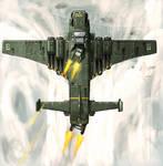 WH40k: Marauder Bomber Ambush