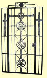 Celtic gate by shanti1971