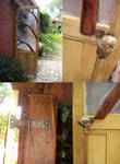 Garden Route organic door