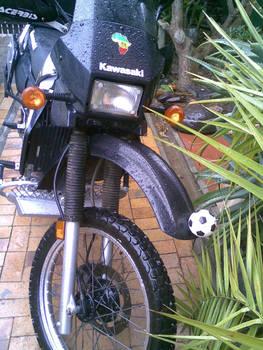 World cup motorbike