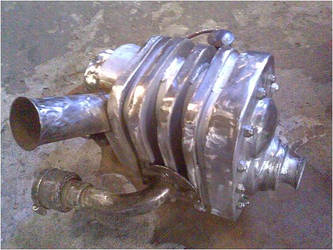 replica turbo charger by shanti1971