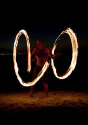 even more fire poi Cape Town by shanti1971