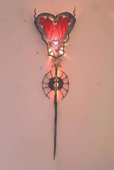 Fire light