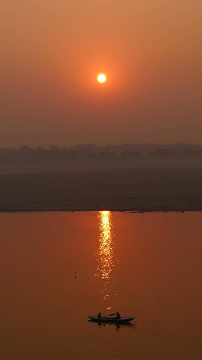 Good Morning Varanasi by shanti1971