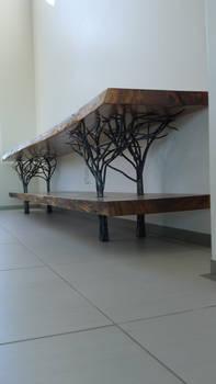 long tree table 3m side