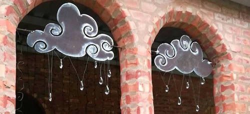 Raindrops Arches by shanti1971