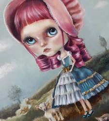 Blythe - (upcoming painting)