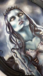 CORPSE BRIDE ZELYSS (side view)