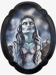 CORPSE BRIDE by ZELYSS