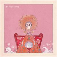 Sybil Patricia Trelawney by froilyan