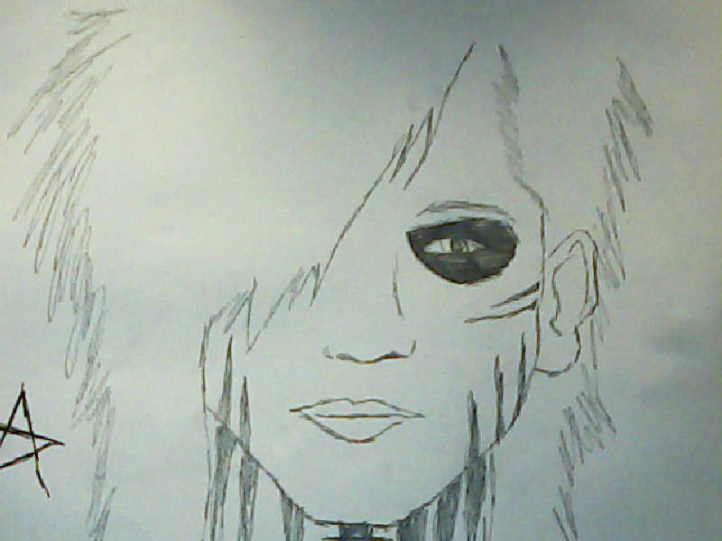 Ashley Purdy Drawing by emoscryblood on DeviantArt