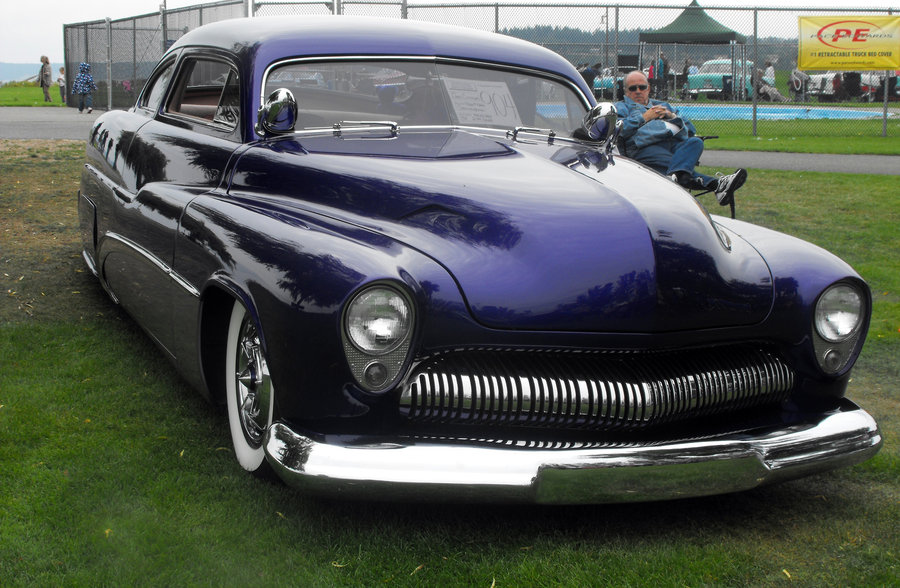 1951 mercury 2 door coupe by photos by michelle on deviantart