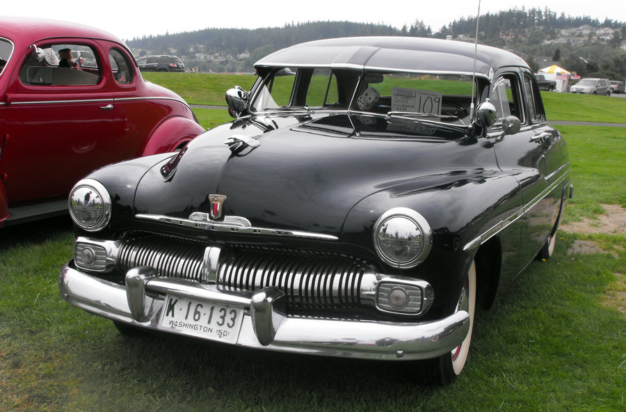 1950 mercury 4 door by photos by michelle on deviantart