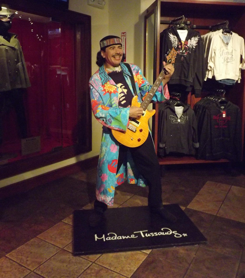 Carlos Santana by Photos-By-Michelle