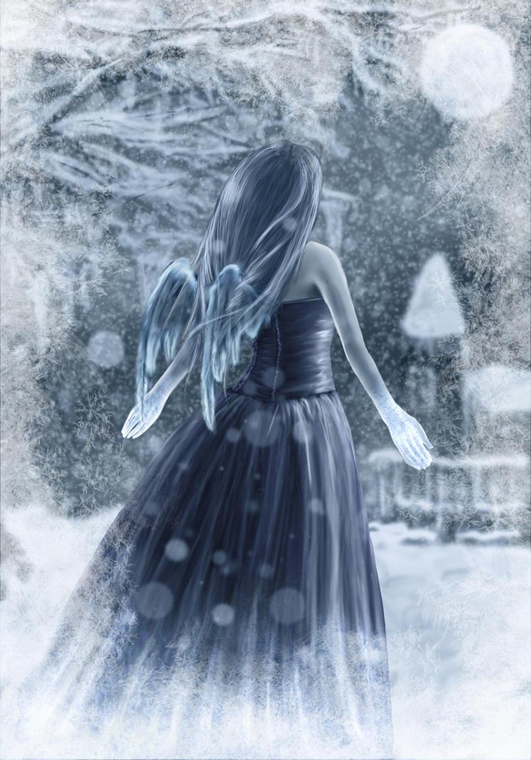 ice angel new by Dodo9...