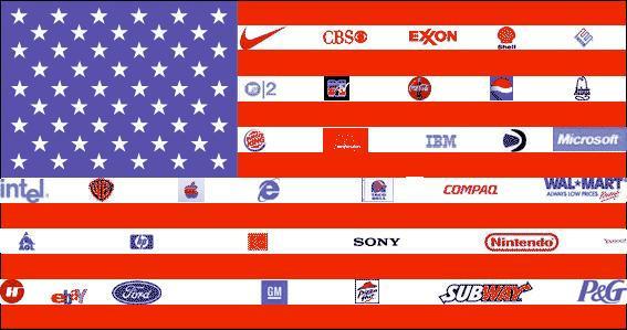 Corporate America by NebTheAlmighty
