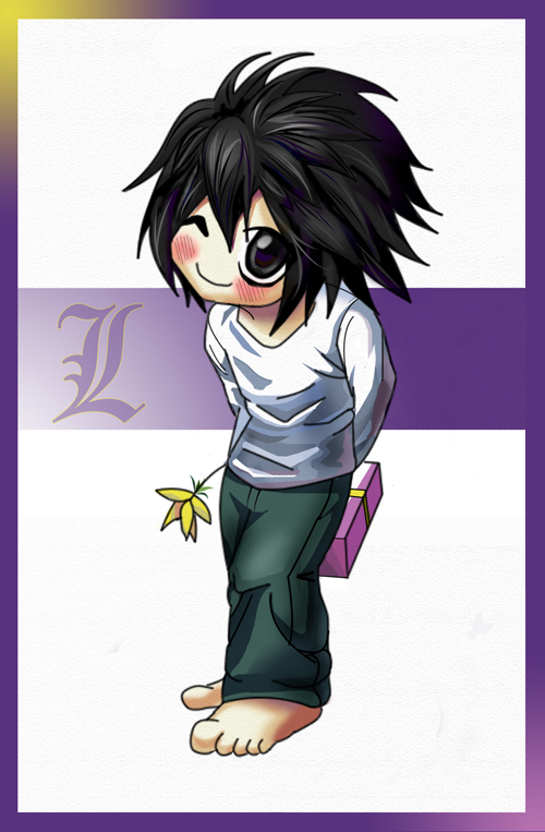Chibi Lawliet by LadyLawlietta on DeviantArt