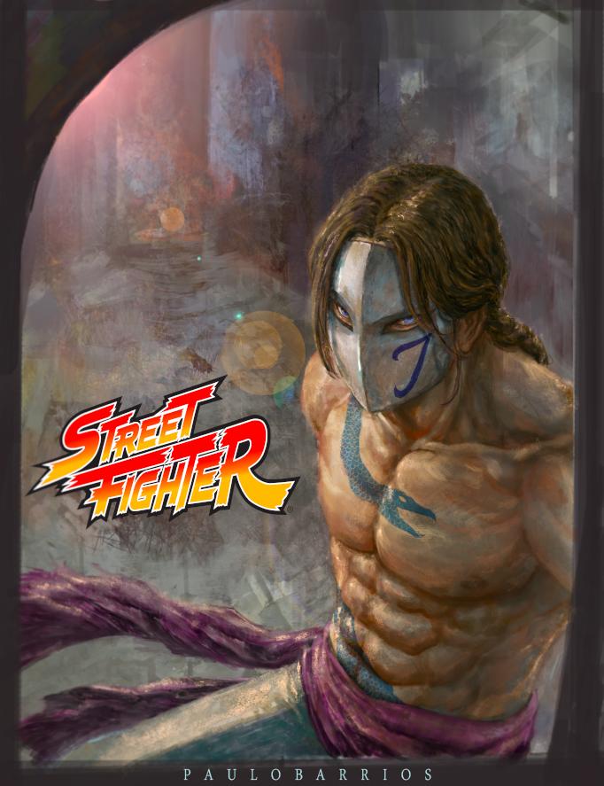 Vega  Street Fighter by paulobarrios