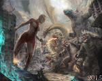ULTRAWOMAN VS GODZILLA/KING GHIDORAH/GAMERA/ANGIRU