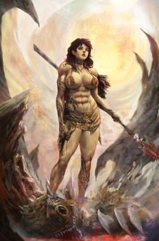 cavewoman !
