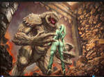 oola in the rancor pit