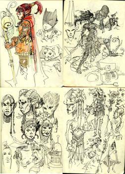 Sketch book 2.