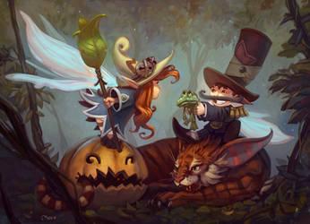 Halloween by Sidxartxa