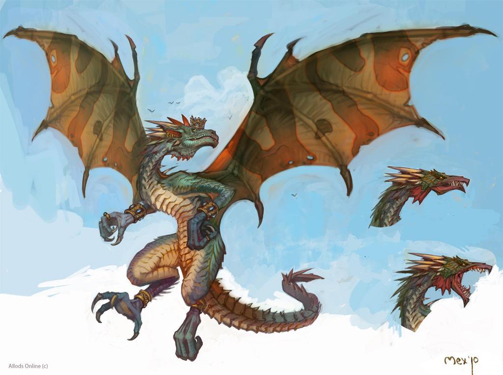 Green Dragon by Sidxartxa