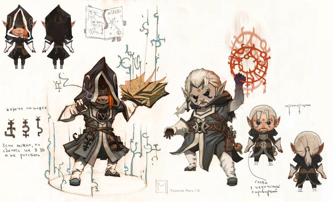 Alchemists by Sidxartxa