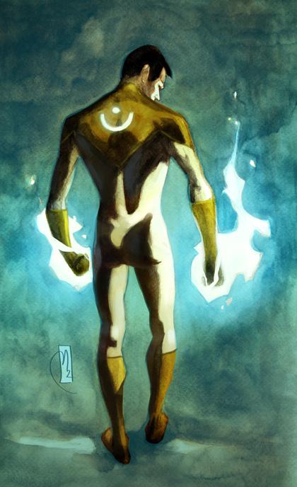 Superhero by Sidxartxa