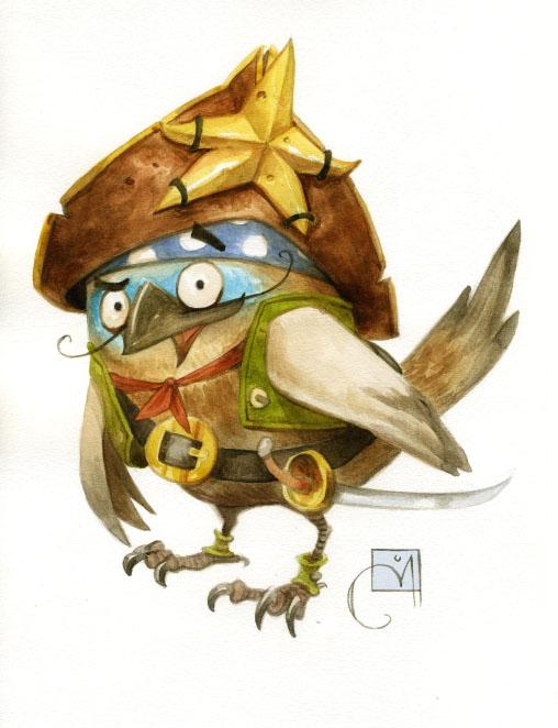 Jack Sparrow by Sidxartxa