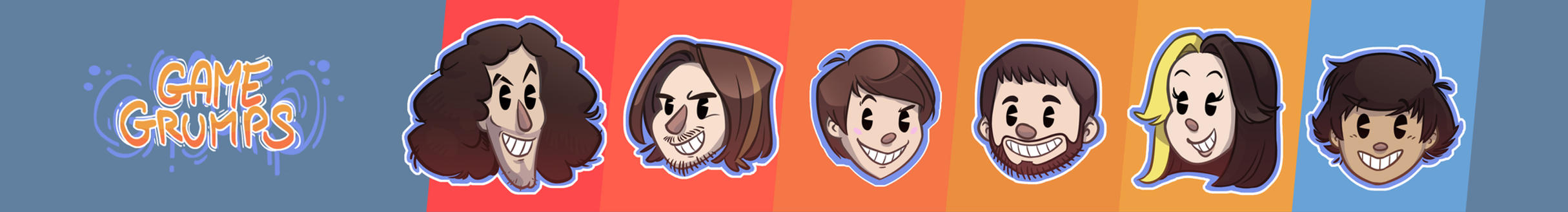Game Grumps by Timooon