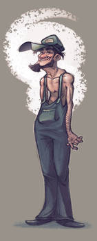 Overalls by Timooon
