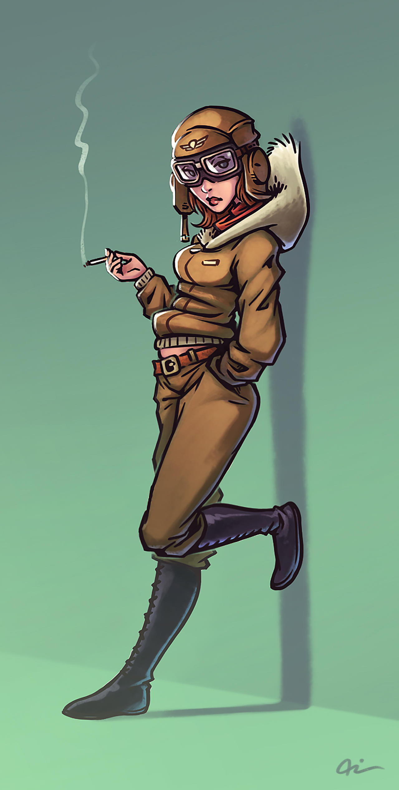 Aviatrix by Timooon